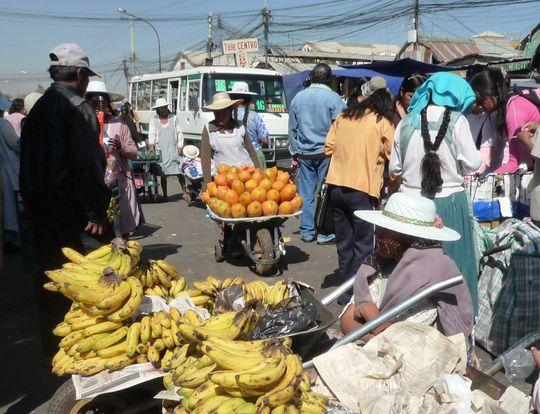 La vendedora de frutas parte 9 - 4 7